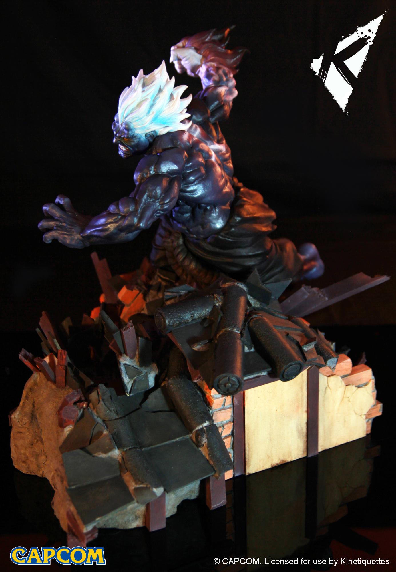 Oni Akuma 狂オシキ鬼 1 6 Scale Diorama Kinetiquettes