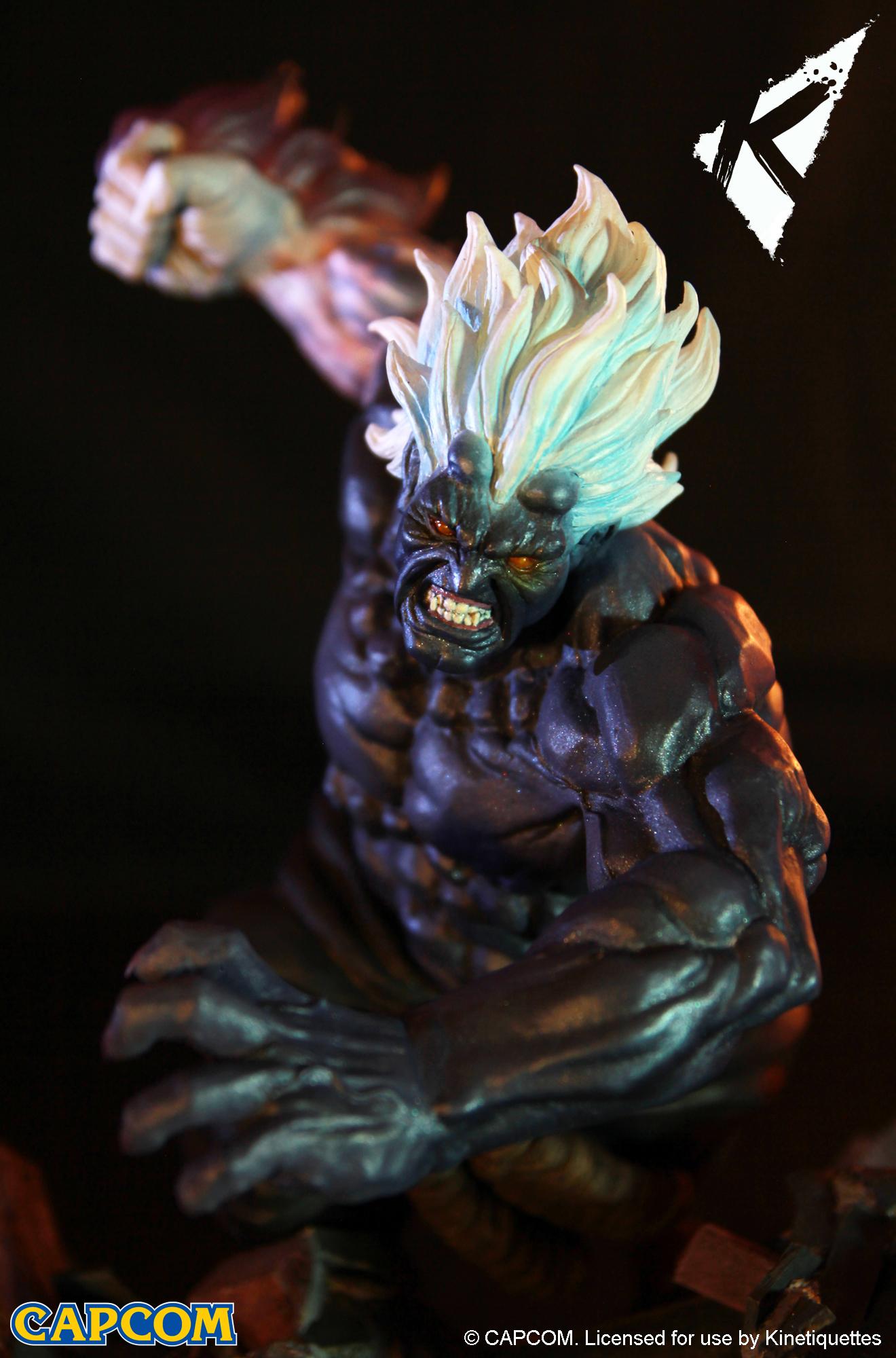 Oni Akuma / 狂オシキ鬼 – 1/6 scale diorama